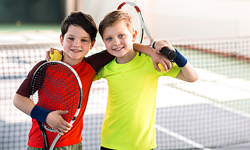 Kids Tennis Kurse – Junioren Kurse